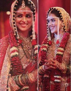 #Genelia on her #wedding #Bollywood #Weddingplz #Wedding #Bride #Groom #love # Fashion #IndianWedding  #Beautiful #Style Indian Wedding Couple, India Wedding, Indian Wedding Outfits, Bridal Outfits, Saree Wedding, Wedding Bride, Wedding Dress, Indian Bridal Fashion, Indian Bridal Wear