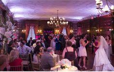 shot of dancing in ballroom