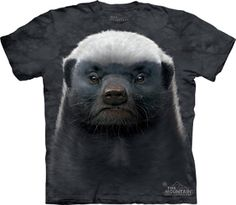 The Mountain Badger T-Shirt | Honey Badger Adult    Share  Price:  $16.00