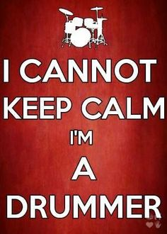 That's why god invented BASS players - to keep drummers on a short leash, ya fuckers. Music Memes, Music Humor, Rock Logos, Drums Quotes, Drum Tattoo, Gretsch Drums, Drum Room, Drums Art, Drum Music