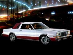 Dodge LeBaron Sport Coupe '1981