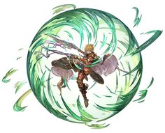 View an image titled 'Gawain, 5 Star Art' in our Granblue Fantasy art gallery featuring official character designs, concept art, and promo pictures. Game Character Design, Character Design References, Character Concept, Character Art, Concept Art, Granblue Fantasy Characters, Fantasy Heroes, Final Fantasy, Monster Hunter World