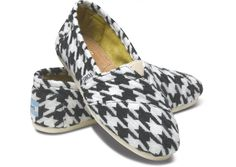 Houndstooth Toms! ...Roll Tide!! ;)