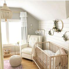 Here's What's Trending in the Nursery This Week – Project Nursery – Baby Room 2020 Baby Nursery Diy, Baby Boy Rooms, Baby Room Decor, Baby Cribs, Girl Nursery, Girl Room, Diy Baby, Boho Nursery, Baby Room Grey
