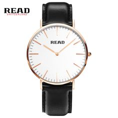 >> Click to Buy << READ Wristwatch for Wrist Watch Men Watches 2017 Luxury Famous Female Quartz Watch Male Clock Man Hodinky Relogio Masculino D09 #Affiliate