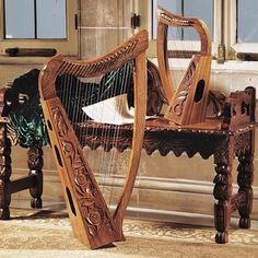 Celtic Rosewood Harp...can someone please get this for me..?