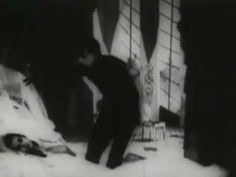 The Cabinet of Dr. Caligari - Cesare Sneaking