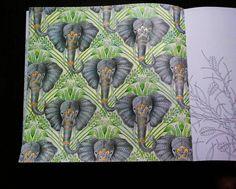 «#milliemarotta #elephants #coloringbook #coloringforadults #adultcoloring #adultcoloringbooks #adultcoloringbook #relax #kohinoor #draw #drawing…»