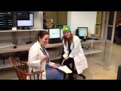 Video: Halloween at Floating Hospital. Just b/c you are stuck in a hospital doesn't mean there is no trick-or-treating!