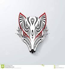 tatuajes zorro tribal - Buscar con Google