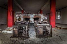 Zum Staubigen Krug,porseleinfabriek,Duitsland,urbex