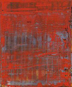 Abstraktes Bild 908-7 (2009) by Gerhard Richter
