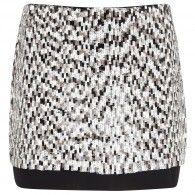 Diane Von Furstenberg - Clean Elley sequinned skirt