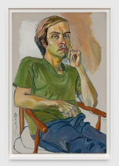 View images of the exhibition and selected artworks. Alice Neel, Alice Neel in New Jersey and Vermont at Xavier Hufkens, 6 rue St-Georges, Brussels, Belgium on 26 Dec Portraits, Portrait Paintings, Saint George, Gouache Painting, Life Drawing, Figurative Art, Contemporary Art, Art Gallery, Alice