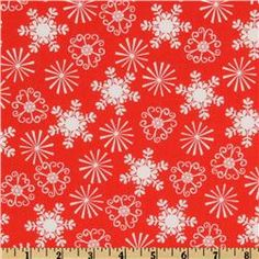 another christmas fabric