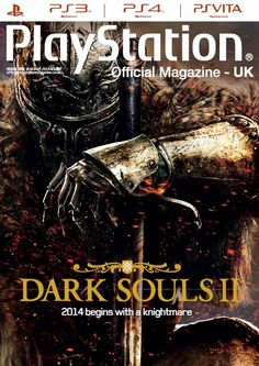 Official PlayStation Magazine UK - January 2014 (True PDF)