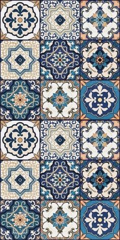 Hottest Photo Ceramics Tile morrocan Popular The installation of porcelain tile might be tricky. Successful tiling tasks are a principal reaction Design Blog, Art Design, Tile Design, Interior Design, Tile Patterns, Pattern Art, Pattern Designs, Islamic Art Pattern, Arabic Pattern