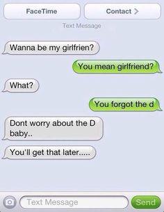Don't worry abt the D hahaha