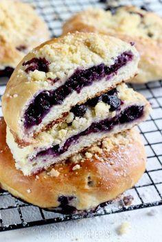 Eastern European Recipes, No Bake Cake, Food Photo, Doughnut, Food And Drink, Yummy Food, Bread, Cookies, Baking