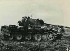 pz brigade 107. pz abt 2107,Nederland
