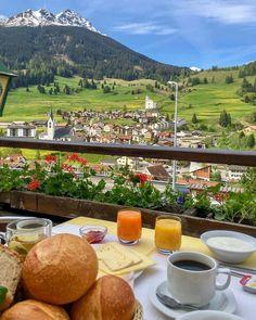 Breakfast in Switzerland