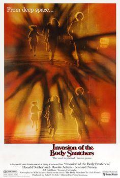 70's 80's Films: Invasion of the Body Snatchers (1978)
