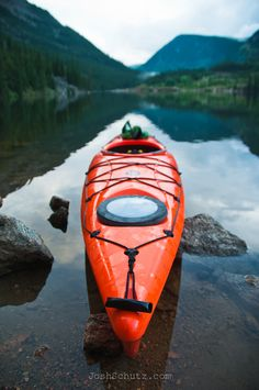 """A kayak sets me intimately within, yet atop and apart. Kayaking Gear, Kayak Camping, Canoe And Kayak, Camping And Hiking, Kayak Fishing, Canoeing, Backpacking, Kayak Trailer, Kayak Tours"