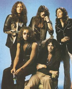 deep purple with Coverdale ;)