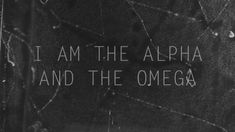 "MLLR  "" I AM THE ALPHA AND THE OMEGA"" IΛΩ   Ritual Drone Music made for David MLLR."