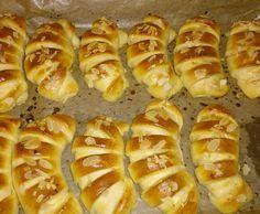 Apfel Puddinghörnchen von Minimoni - Rezept der Kategorie Backen süß
