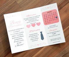 Convite de casamento para padrinhos Papel perolado Impressão a laser ACOMPANHA FITA DE CETIM NA COR QUE ESCOLHER