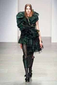 John Rocha Fall 2014 Ready-to-Wear Collection