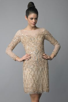 Cocktail-Dresses-Long-Sleeve-1-10 | Cocktail Dresses Inspiration ...