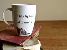 college student gift I like big books and I cannot by vitaminaeu