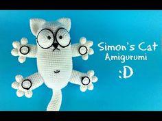 Simon's Cat Amigurumi - YouTube