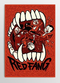 Red Fang by Michael Hacker: