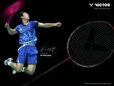 Vợt victor THRUSTER K8000 Badminton Tournament, Badminton Racket, Tennis Racket, Sung Hyun, Rackets