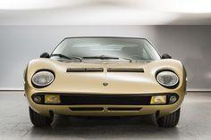 1970 Lamborghini Miura - P400S | Classic Driver Market