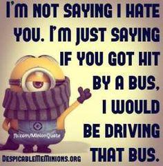 Despicable Me Minions – Minion Quotes Minions Images, Minions Love, Minions Quotes, Minion Talk, Minion Sayings, Minions 1, Minion Humor, Sarcastic Quotes, Funny Quotes