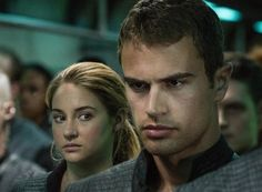 "In an interview with BuzzFeed, the movie's co-star Theo James (Four) said he likes that Tris dies. | The Big Problem With ""Divergent"" Is ""Allegiant"""