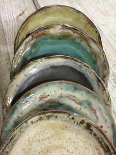 Decorative and Functional Handcrafted and Hand Painted Pottery proudly made in Etta, Mississippi. Find our pottery in Gift Shops across the South. Hand Painted Pottery, Slab Pottery, Pottery Painting, Ceramic Pottery, Pottery Art, Thrown Pottery, Glazes For Pottery, Ceramic Tableware, Ceramic Bowls
