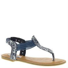 Steve Madden: JTaahnee Little Kid/Big Kid (Denim Fab)
