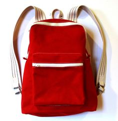 Utility Canvas - classic backpack
