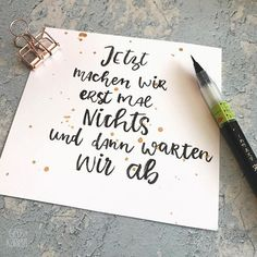 funny sayings always go - hand lettering from yellow checkered .- lustige Sprüche gehen immer – Handlettering von Gelbkariert – wallpape… funny sayings always go – hand lettering from yellow checkered – wallpaper - Brush Lettering, Hand Lettering, Rainbow Clipart, German Quotes, Baby Clip Art, Calligraphy Quotes, Cute Poster, Happy Saturday, Letter Board