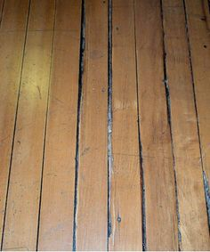problems with wood filler: how not to fill gaps in hardwood floors