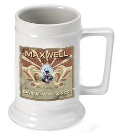 Something new has been UNLEASHED! Personalized 16oz... Catch it now! http://reddragonunleashed.com/products/16oz-ceramic-beer-stein-baron?utm_campaign=social_autopilot&utm_source=pin&utm_medium=pin