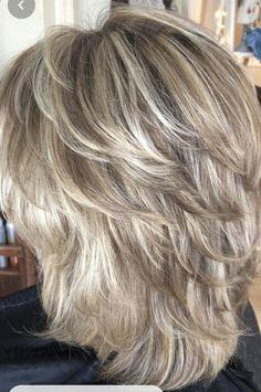Hairstyles For Medium Length Hair Easy, Medium Hair Cuts, Short Hair Cuts, Medium Hair Styles, Curly Hair Styles, Layered Hairstyles, Easy Hairstyles, Office Hairstyles, Anime Hairstyles