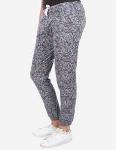 iriedaily - Corals Pant charcoal