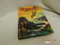 COMBAT! THE COUNTERATTACK! WHITMAN PUBLISHING! 1964! BASED ON TV SERIES! AS IS!