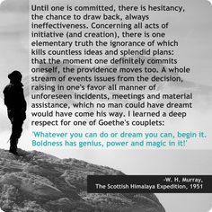 Inspiration - Favorite Quote